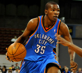 Kevin Durant photo from NBA.com