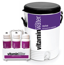 Revive with Vitaminwater