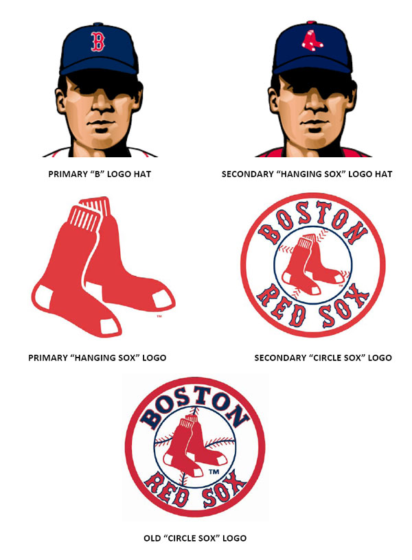 Boston Red Sox overhaul logo